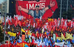 1 Mays Taksim yasa
