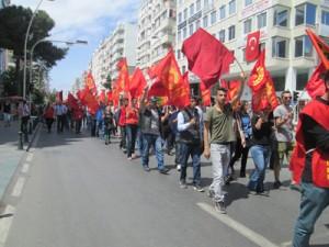 Antalya 1 Mays 2014