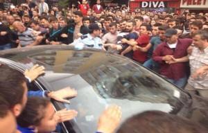 soma maden katliami erdogan protesto