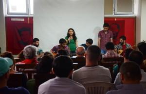 Gazi 17ler anmasi etkinligi 2014 1
