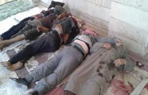 Rojavada katliam-04.06.2014