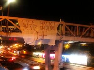Zeytinburnu Lice halki yalnz degildir 12.06.2014