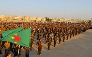 Kobane drens