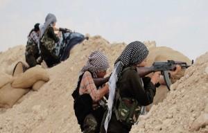 Kobanede catismalar suruyor1