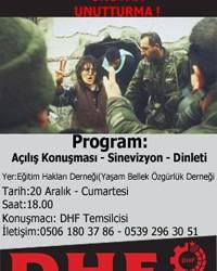 Eskişehir'de 19 Aralık paneline çağrı