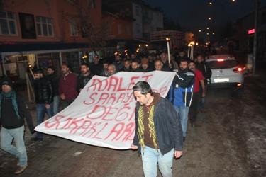 'Ali İsmail için adalet sokaklarda'