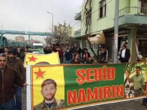 YPGli Harun Ozmen sehit dustu