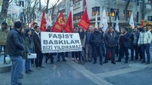 ankara fasist saldiri protestosu