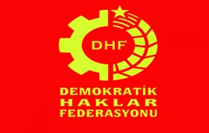 DHF amblem mansett