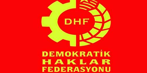 DHF'ye dönük polis baskınları devam ediyor