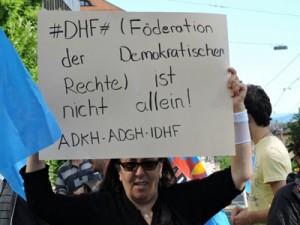 isvicre dhf gozalti protesto 3