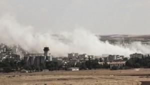 kobane kent merkezi isidden temizlendi