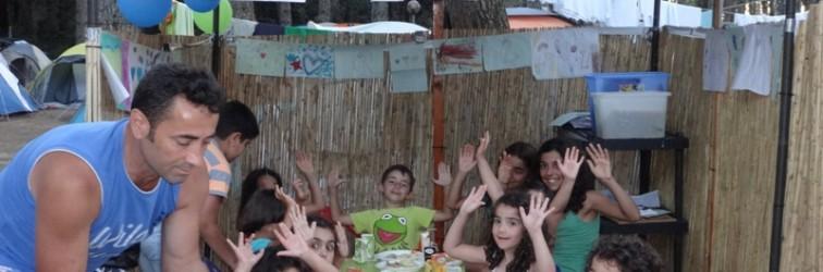ADHK Kolektif Tatil Kampında Komünü Nasıl Yaşıyoruz