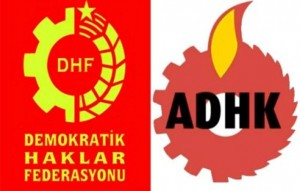 DHF ADHK logo