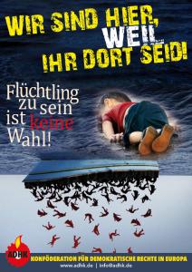 kampanya afiş almanca