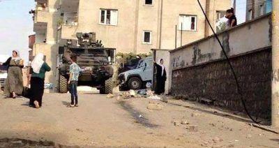 Şırnak'ta 2 sivil keskin nişancılar tarafından katledildi