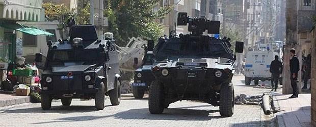 Nusaybin'de devlet ablukası devam ediyor