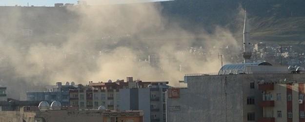 27 cenaze Cizre Devlet Hastanesi'ne götürüldü
