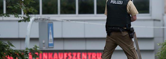 Münih'teki Saldırıda 10 Kişi Yaşamını Yitirdi