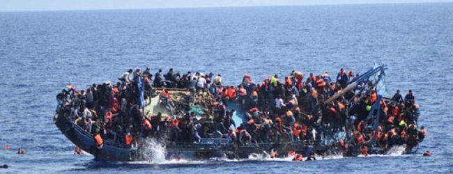 2016'da 3 bin göçmen Akdeniz'de boğuldu