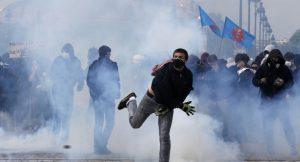 fransa-protesto