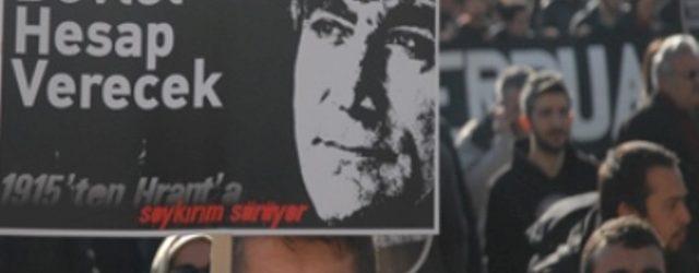 Ankara'da Hrant anmasına polis saldırısı