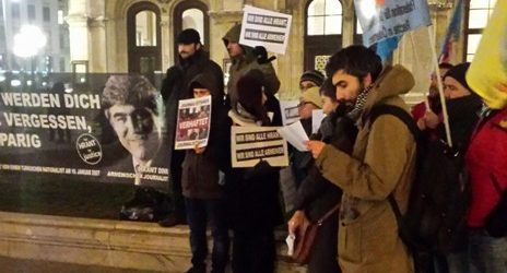 Hrant'a adalet