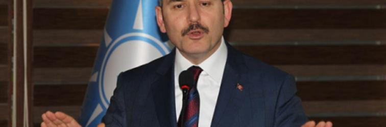 Bir soysuz halk düşmanı: Süleyman ''Soylu''!