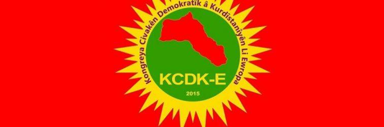 KCDK-E'den 24 Şubat Efrin eylemlerine çağrı