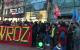 Hamburg'da Newroz meşaleli yürüyüş ile kutlandı