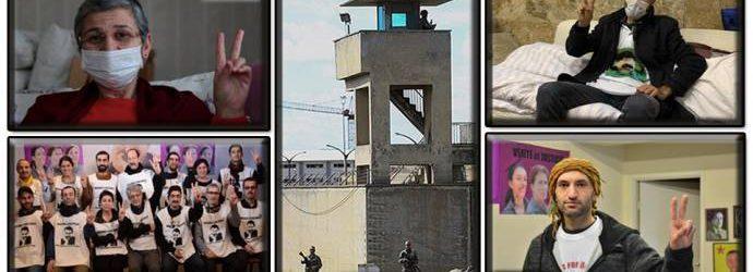 Leyla Güven'in direnişi 162'nci gününde